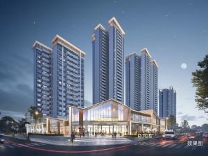 广州中奥方直明日公元新房楼盘图片